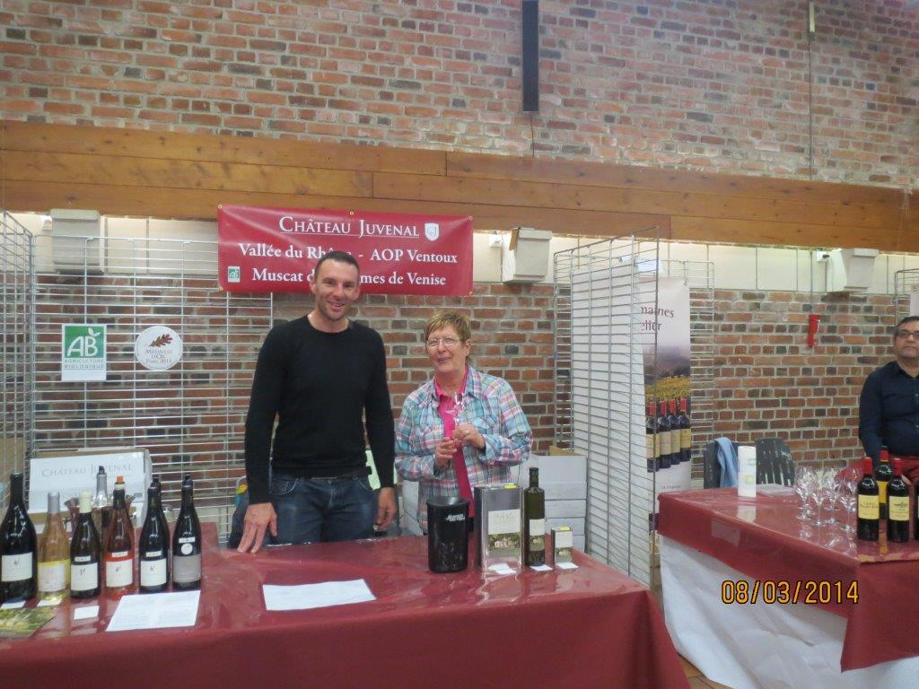 Salon des vignerons for Porte de champerret salon des vignerons